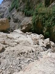 Ein Guedi. Mar Muerto (Israel). (manuelvillenavillar) Tags: israel desierto vegetacin relieve erosin sedimentos orografa physicalgeography geomorfologa xerfila einguedi geografafsica
