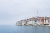 20160408-Canon EOS 6D-4515 (Bartek Rozanski) Tags: rovinj istria croatia city istrian venetian mist fog sea coast adriatic jadran church waterfront house tower rave