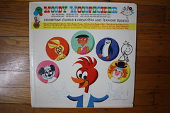 Woody Woodpecker And Friends (Cricket Records 1959) (Donald Deveau) Tags: cartoon vinyl lp record woodywoodpecker