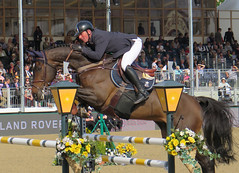 Bottoms up! (Ann of Bere) Tags: show horse jumping royal windsor