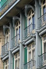 Anciens magasins Valton (1909) - 4 rue Bonne Nouvelle, Rennes (35) (Yvette Gauthier) Tags: architecture magasin bretagne 35 rennes picerie grandsmagasins bellepoque architecturemtallique leetvilaine magasinsvalton