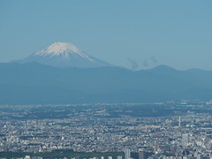 Mount Fuji from Skytee (wayward-cloud) Tags: japan tokyo mountfuji televisiontower skytree