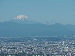 Mount Fuji from Skytee (wayward-cloud) Tags: japan tokyo mountfuji televisiontower skytree