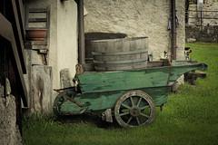 NEH_7108 carretto (Nestor Neroman) Tags: green carretto montagna agricolo gribbio
