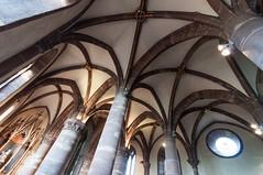 Colonnes Reinacker-114 (MMARCZYK) Tags: france architecture alsace glise gothique 67 voute basrhin xve gilge ludeman gilgeludeman