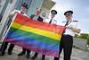 Raising the Rainbow Flag for IDAHOBIT