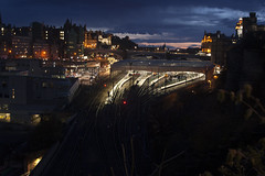 Edinburgh Cityscape (charliebanks62) Tags: road city building skyline architecture scotland edinburgh outdoor