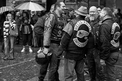 Hells Angels (Max Peter1) Tags: canon switzerland blackwhite swiss harley zrich 81 hellsangels toni81