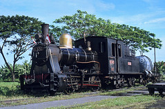 Where do you put the key? (Bingley Hall) Tags: railroad train indonesia java asia transport engine rail railway steam transportation locomotive hartmann oilburner 040 pjka prupuk