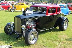 1932 Ford 5-Window Coupe (cerbera15) Tags: ford 1932 fun run billing 32 coupe 2016 aquadrome nsra 5window