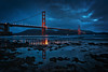 The Golden Gate Bridge - Happy 79th Birthday! (Andrew Louie Photography) Tags: life birthday bridge blue coffee dark landscape happy photography lights golden spring gate san francisco jazz stormy passion 79 2016 jazza