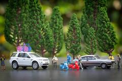 Happy Campers #MacroMonday #anythinggoes (cuppyuppycake) Tags: camping macro car closeup happy miniatures nikon jeep outdoor photographers mini tiny monday campers macromonday d7200