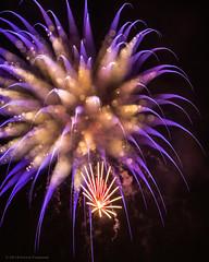 Milton 2016 Fireworks (alohadave) Tags: sky water boston night river effects unitedstates fireworks massachusetts places northamerica dorchester clearsky neponsetriver tidalestuary pentaxk5 smcpda60250mmf4edifsdm milton2016fireworks