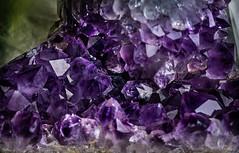 Geode Macro (Don White (Burnaby) Thanks for the Three Million V) Tags: macro bokeh amethyst geode quartz sigma30mmf28