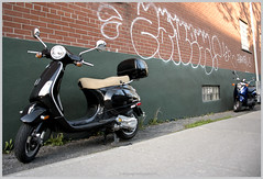 scooters (tesseract33) Tags: tesseract33 nikon light world art trabel montreal peterlangphotographynet city d750 nikond750 peterlang