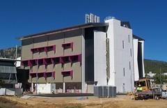AITHM - 28th June 2016 (Oriolus84) Tags: architecture campus construction university purple australia shades queensland townsville jcu jamescookuniversity aithmbuilding australianinstituteoftropicalhealthandmedicine aithm