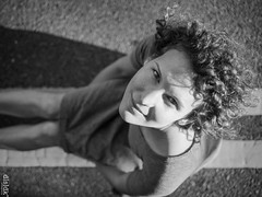 Melissa (Dan de Kadt) Tags: portrait people blackandwhite bw blackwhite naturallight olympus 25mm bwportrait naturallightportrait 25mmf14 summilux25mm silverefexpro pl25mmf14 panaleica25mm 25mmsummilux olympusomd olympusem5 olympusomdem5
