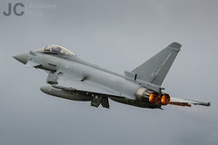 BAe Typhoon FGR.4 (JCAviation) Tags: nikon aviation military airway yeovilton d7000