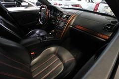 Quattroporte (Joe Folino ( LoopRunner )) Tags: sports leather sedan exotic luxury v8 maserati quattroporte
