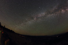 Fisheye Milky Way - north (jpstanley) Tags: sky night stars brycecanyon constellation milkyway astronomyfestival