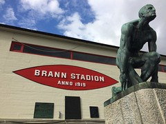 00000 - 5 (laurencehorton) Tags: norway statue football stadium sk bergen brann 2016 skbrann
