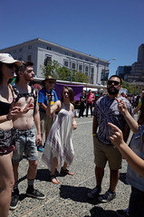 _R167677 (earlyadopter) Tags: sanfrancisco pointing gayparade sfpride2016