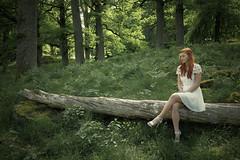 Runa (Robban.G) Tags: girl forest nikon sweden runa studenten d800 mlaren mariefred hjothagen