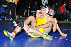 Chaz Polson vs Dakato Juarez 7709 (Chris Hunkeler) Tags: college wrestling wyoming reno amateur easternmichigan 165 2015 165lbs rtoc renotournamentofchampions dakatojuarez bout3507 chazpolson