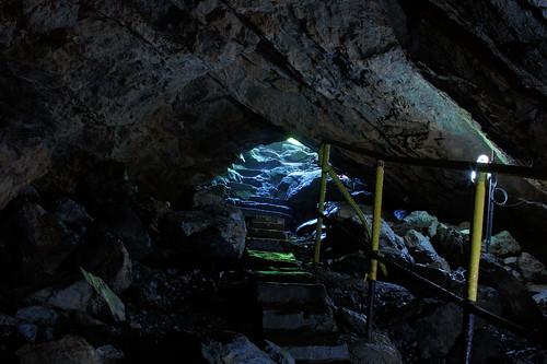 Kawachi Wind Cave 河内風穴