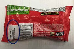 RECALLED  Baked Pretzel & Cracker Snacks (The U.S. Food and Drug Administration) Tags: combos foodsafety allergen marschocolatenorthamerica