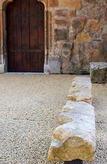 az öreg torony ajtaja / the old tower door (debreczeniemoke) Tags: door baiamare ststephenstower ajtó nagybánya olympusem5 szentistvántorony
