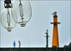 F_DSC3501-Nikon D800E-Nikkor 28-300mm-May Lee  (May-margy) Tags: portrait lighthouse blur bokeh taiwan        smallharbour    repofchina  newtaipeicity maymargy nikkor28300mm nikond800e maylee  mylensandmyimagination streetviewphotographytaiwan  naturalcoincidencethrumylens  fishinglightbulbs  fdsc3501