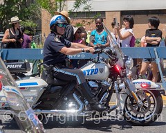 NYPD Highway Patrol Police Officer, Coney Island Mermaid Parade 2016, New York City (jag9889) Tags: 2016 2016coneyislandmermaidparade 20160618 art brooklyn coneyisland festival finest firstresponder hd harleydavidson highwaypatrol hog kingscounty lawenforcement mardigras mermaid motorbike motorcycle ny nyc nypd newyork newyorkcity newyorkcitypolicedepartment outdoor parade policedepartment surfavenue usa unitedstates unitedstatesofamerica jag9889