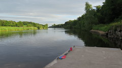 Paddles By The River (Katie_Russell) Tags: ireland water river jetty bann northernireland ni camus ulster nireland norniron coleraine countylondonderry countyderry riverbann coderry colondonderry castleroe colderry countylderry