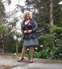 2016 - 06 - 16 - Karoll  - 001 (Karoll le bihan) Tags: feminine femme lingerie crossdressing tgirl transgender transvestite stocking bas pantyhose crossdress stilettos travestis feminization travesti travestie escarpins fminisation travestisme travestissement