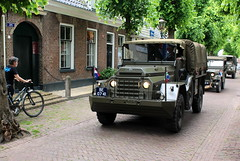 1956 DAF YA 126 (Davydutchy) Tags: netherlands truck army ride military web may nederland hobby voiture lorry vehicle frise rit 35 heer convoy paysbas ya friesland ton armee 126 leger niederlande militr daf reenacting lkw 2016 frysln militair frisia rondrit langweer wep tocht langwar kolonne ya126 poidslourd legervoertuig legergroen