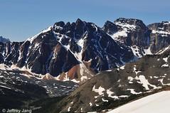 Victoria Cross Range. Jasper National Park. Alberta. . (Jeffrey Jang Photography) Tags: ca canada jeff nature landscape nikon scenic alberta jeffrey jaspernationalpark jang naturephotography d300 wildplaces victoriacrossrange jeffreyjangphotography l064062014