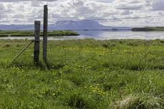 Landscape Iceland Mountain (khybinette) Tags: summer lake art clouds landscape iceland warm desert smoke cook steam smell canon5d eastside myvatn hverarnd studentphotography canonmarkiii vanlol