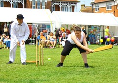 IMG_7597 (Graham  Sodhachin) Tags: cricket dickens broadstairs dickensfestival 2016 broadstairsdickensfestival