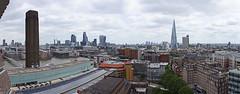 Level 10 (McTumshie) Tags: england panorama london view unitedkingdom tatemodern southwark bankside londonist switchhouse theshard 19june2016