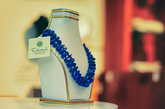Lapis Lazuli Necklace (fjmian) Tags: turkamand peshawar jewwlry pakistan oriental