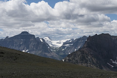 "Blackfoot Glacier • <a style=""font-size:0.8em;"" href=""http://www.flickr.com/photos/63501323@N07/27849777110/"" target=""_blank"">View on Flickr</a>"