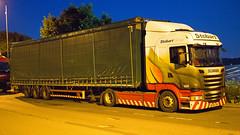 H3227 LOIS HANNAH PO64 VKR (Barrytaxi) Tags: transport eddie scania biomass stobart eddiestobart