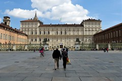Pallazzo Reale, Piazza Castello, Torino (Sandro Helmann) Tags: arquitetura torino piazzacastello pallazzo