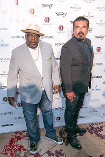 Cedric the Entertainer, George Lopez