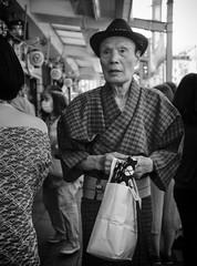 D7K_2092_ep_gs (Eric.Parker) Tags: bw fish japan tokyo market tsukiji tsukijifishmarket 2016