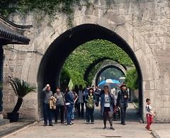 2016_04_210182d (Gwydion M. Williams) Tags: china gate nanjing jiangsu citygate gateofchinananjing