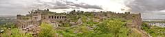 Golconda fort (MUKKESH SHARMA) Tags: india outdoor hyderabad panaroma haritage
