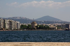 White Tower, Thessaloniki, Greece (Tilemahos Efthimiadis) Tags: tower greece thessaloniki whitetower