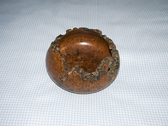 Woodturning - Natural edge bowl (Burr Elm) 200mm wide 100mm high (penlea1954) Tags: wood uk scotland natural craft bowl edge elm burr turning burl lathe woodturning
